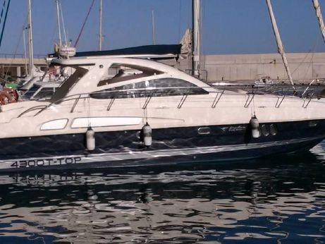 2008 Airon Marine 43 Hard Top