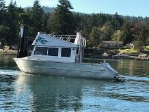 2007 Aluminum Cruiser Custom Sport Fishing, Cruiser