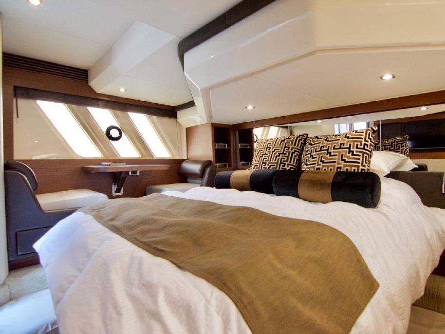 2016 Sea Ray 510 Fly Master Stateroom