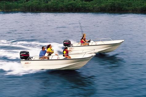 2003 Boston Whaler 150 Sport