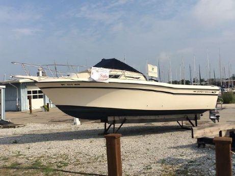 1990 Grady-White 24 Offshore
