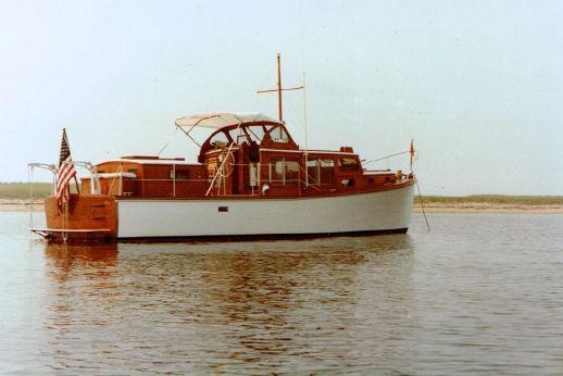 1950 Classic Motor Yacht
