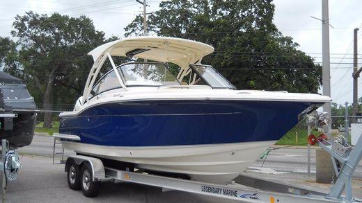 2018 Scout Boats 255 Dorado