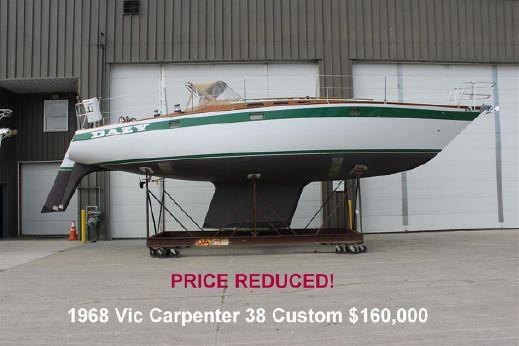 1968 Vic Carpenter 38 Custom
