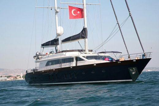 2017 Mengi Yay Sailing 35M
