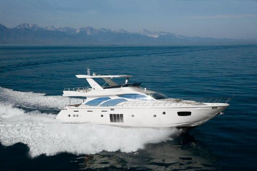 2012 Azimut 78 Fly Hard Top