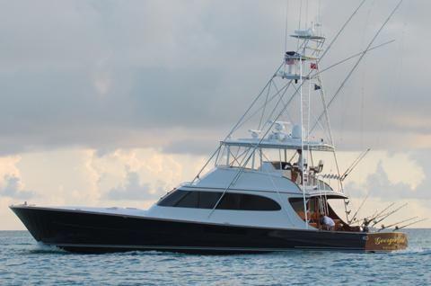 2003 Merritt Custom 72' Sportfish
