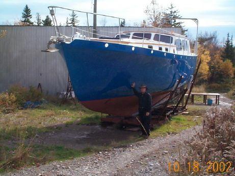 2012 Kuranda motor sailer