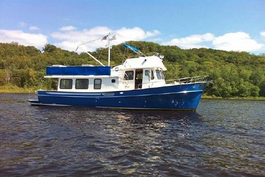 2001 Pacific Trawlers 40 Pilothouse