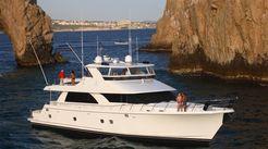 2007 Ocean Alexander Cockpit Motor Yacht