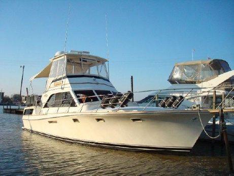 1982 Ocean Yachts 42 Sunliner Aft (SRG)