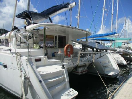 2012 Lagoon 400 Charter Revenue included
