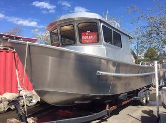 2017 Franzes Boatworks 31