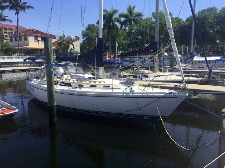1991 Catalina 34 Sloop