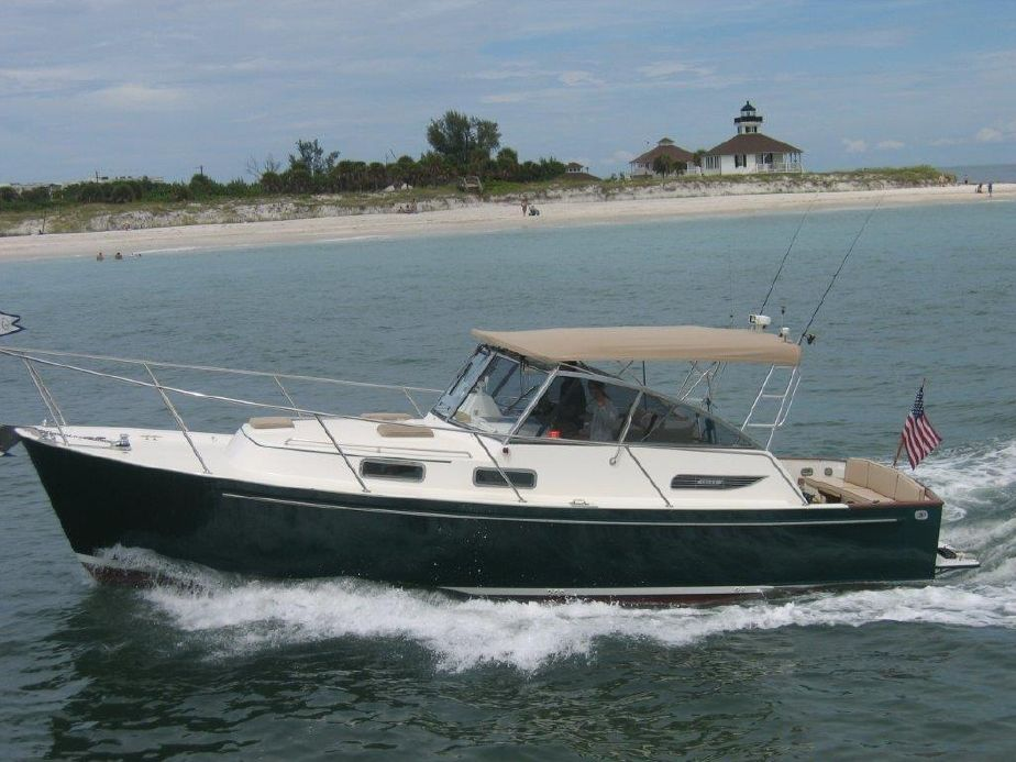 2001Legacy Yachts 34 Express