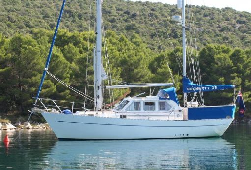 1989 Cromarty 36 DS Ketch