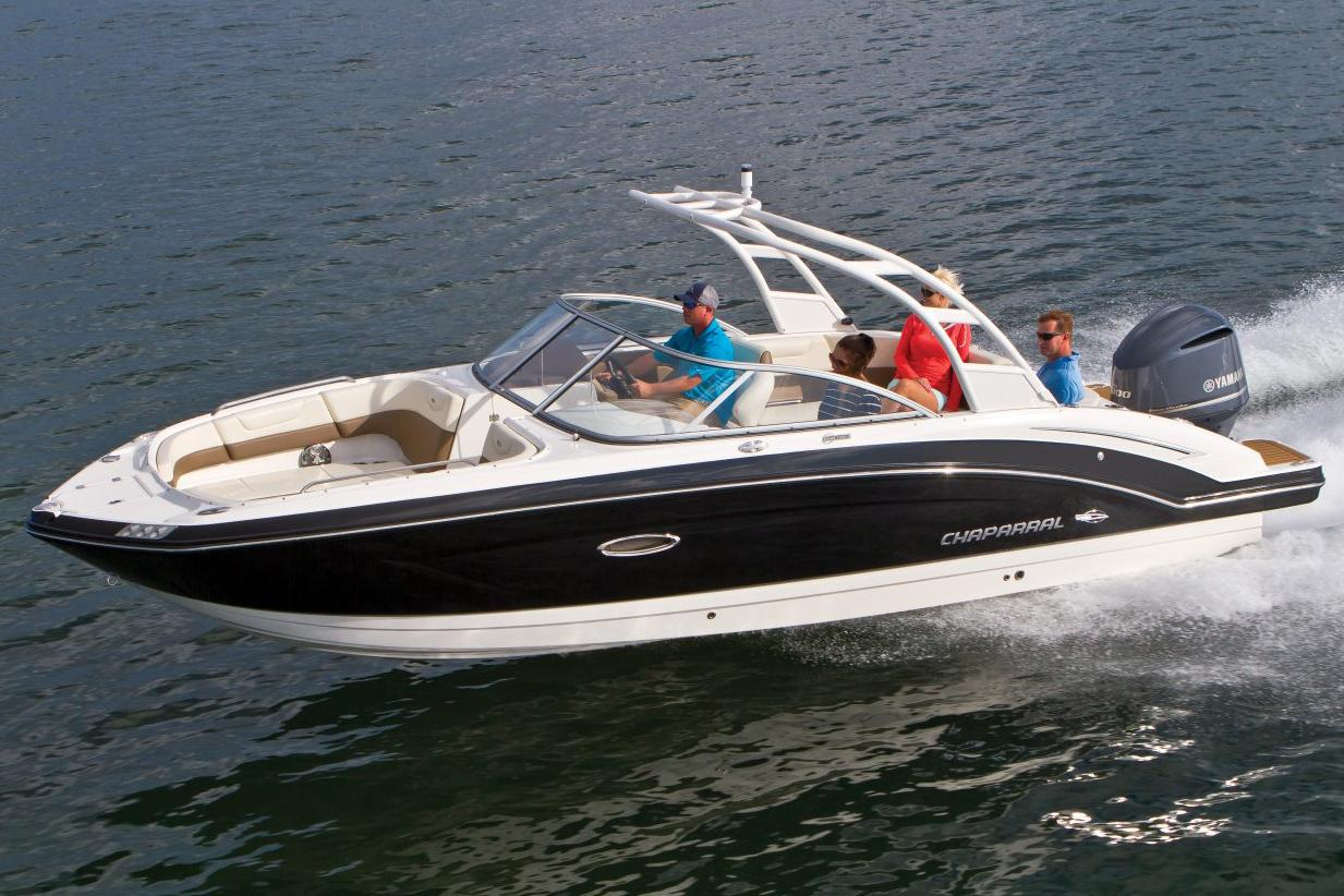2018 Chaparral 250 Suncoast Power Boat For Sale Www