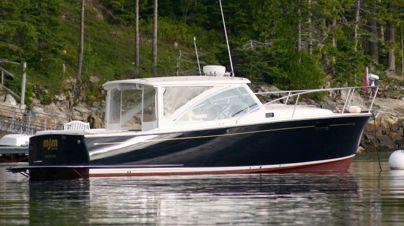 2007 Mjm Yachts 29z Express
