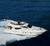 2008 Ferretti 460