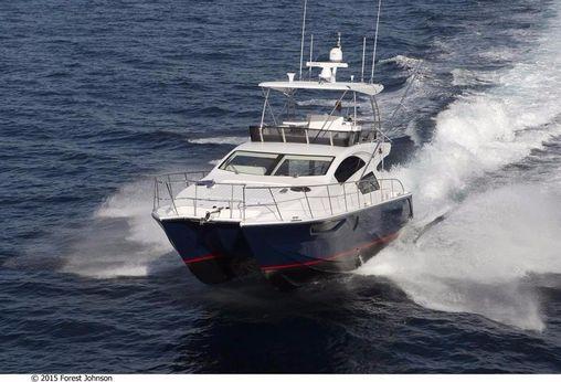 2015 Mares Catamaran 45 Yacht