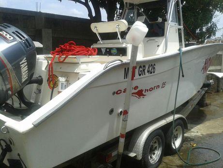 2000 Cape Horn 25