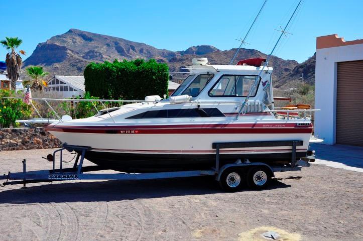 25' Bayliner 2550 Ciera+Boat for sale!