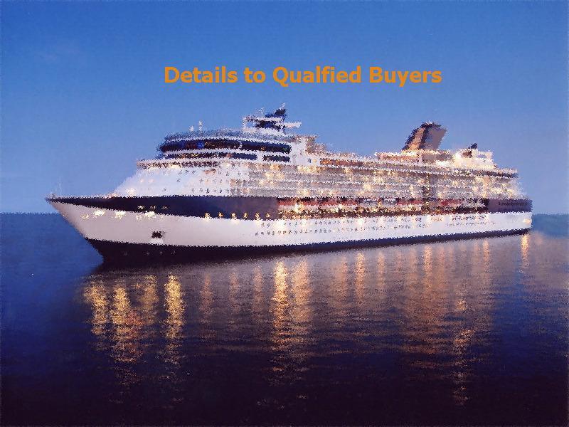 2000 Cruise Ship 2138 Passengers Stock No S2281 Power