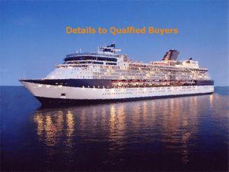 2000 Cruise Ship 2138 Passengers - Stock No. S2281