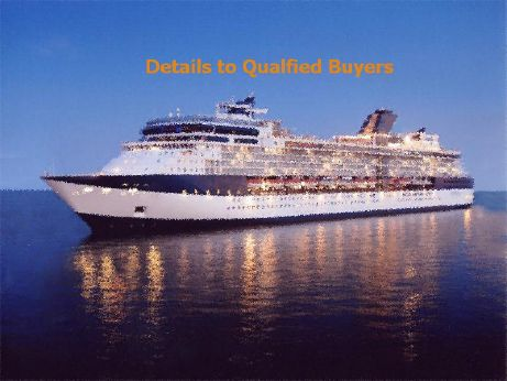 2000 Cruise Ship 2138 Passengers - Stock No. S2281