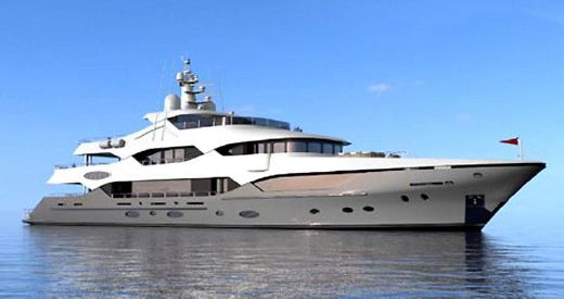 2019 Christensen Custom 50M Series Skylounge Motoryacht