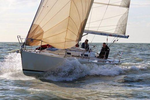1994 J Boats J105