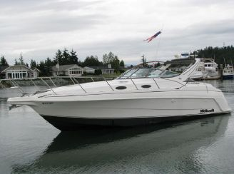 1998 Wellcraft 3000 Martinique Sunbridge
