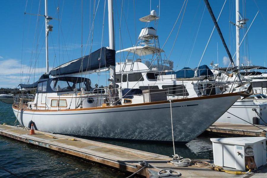 Mason 63 Ketch Sailboat for sale