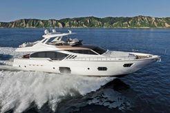 2013 Ferretti Yachts 870