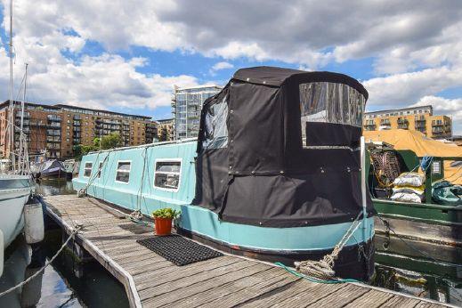 1987 Narrowboat 37ft with London mooring