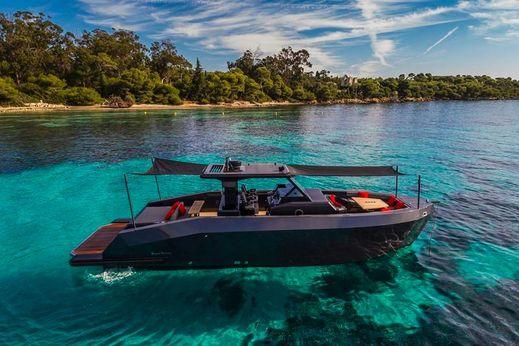 2017 Mazu Yachts 42 WA