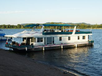 2005 Lakeview HOUSEBOAT 79 X 18