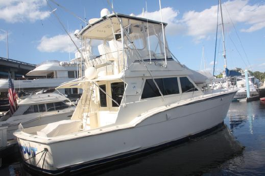 1987 Hatteras 45 Convertible  2014 Refurbished