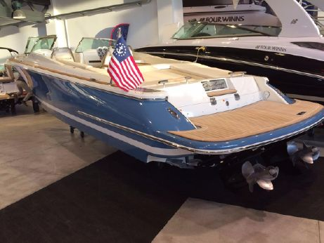 2016 Chris-Craft Launch 28 Heritage Trim Edit.