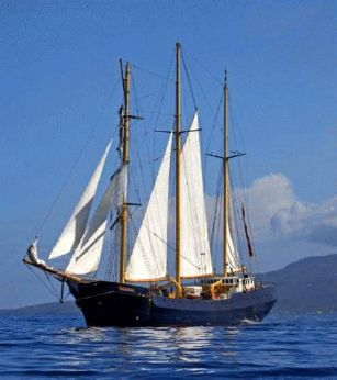 1947 Custom Passenger Sailing Vessel