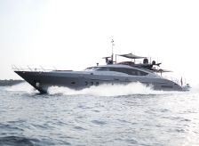 2009 Palmer Johnson Sport Yacht Series