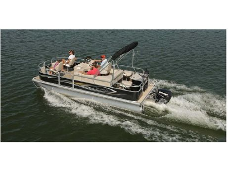 2014 Sylvan Mirage Fish 820 4-PT