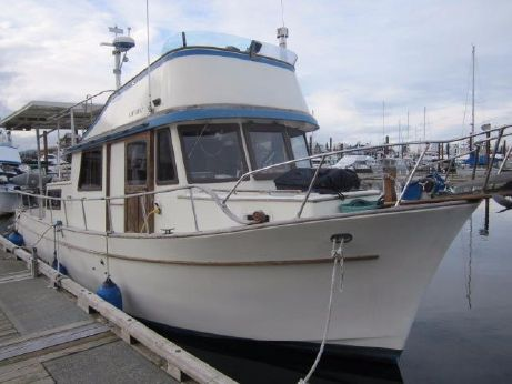 1980 Chb Trawler