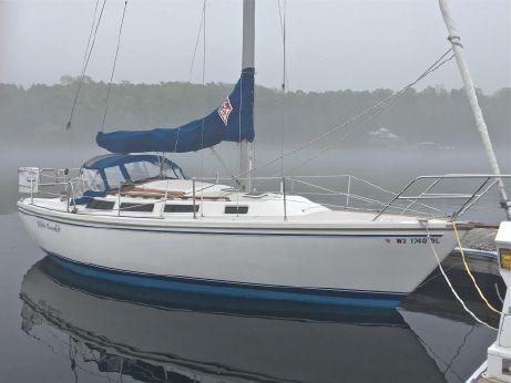 1987 Catalina 30 Tall Rig