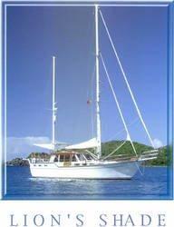 1985 Nauticat Ketch