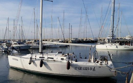 2003 J Boats J 109