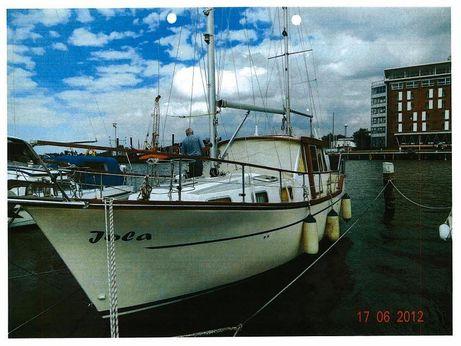 1992 Nauticat 33