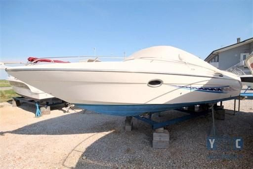 1992 Cranchi Clipper Cruiser 760