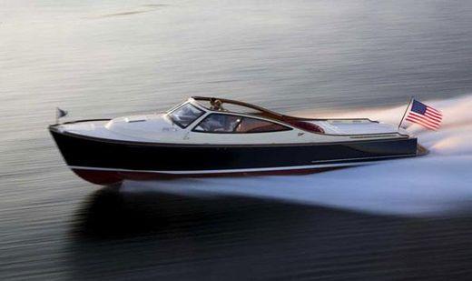 2013 Hinckley Talaria 38R Convertible