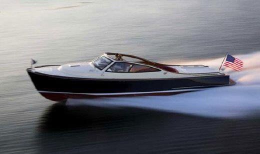 2014 Hinckley Talaria 38R Convertible